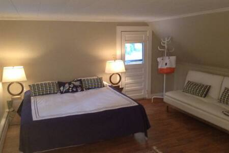 Awesome Modern Studio apartment in Antique house - Moultonborough - Apartmen