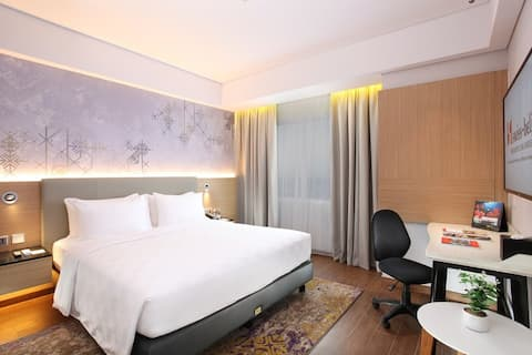 Staycation with cozy and spacious room in Serang