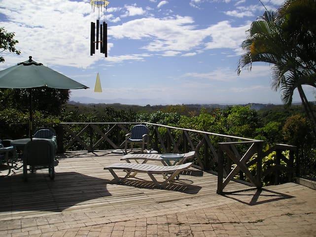 Casa en alquiler amueblada con vista al mar. - Provincia de Puntarenas - Dům