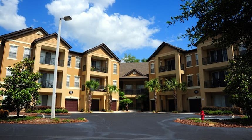 Private 1 bed and 1 bath near Busch Gardens & USF