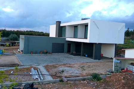 Modern house, peaceful location - Vila Nova da Barquinha - Haus