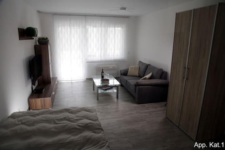 Apartment 09 - Kat.1 - ca. 36m² - Würselen - Byt