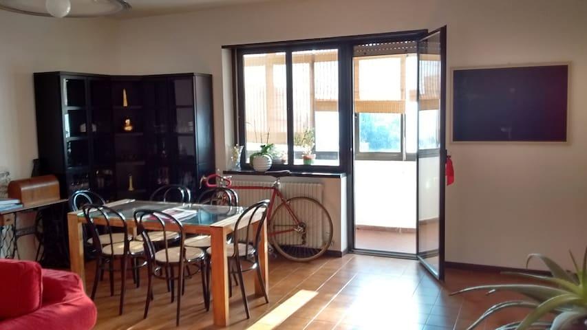 Ampio e luminoso appartamento a Udine