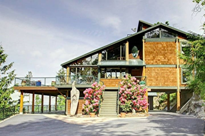 Make our lovely resort lodge home yours - Sedro-Woolley - 獨棟