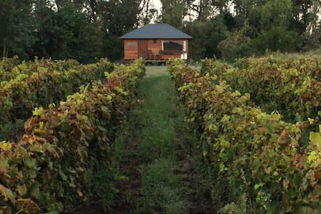 Cabaña Entreviñas