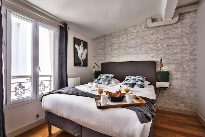 """Lovely apartment """"Porte de Versailles"""" (833)"""