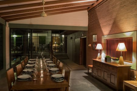 Neem Tree House Yala - Elegant villa by the lake - Tissamaharama - Villa - 2