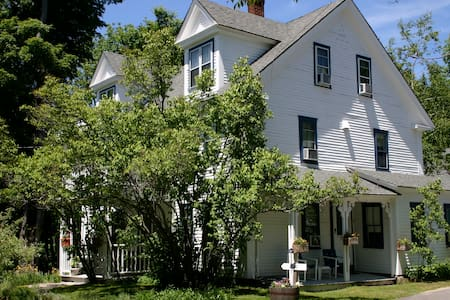 Maple Hill Farm B&B Rm#1 - New London - Bed & Breakfast