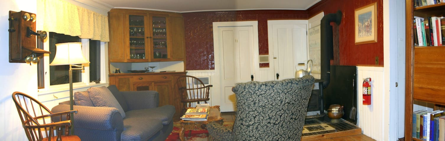 Common room for guests