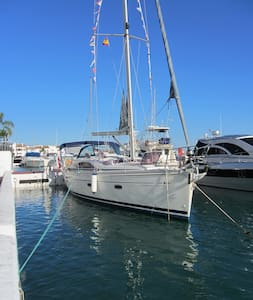 Luxury Sailing Yacht in Marbella - Marbella - Boot