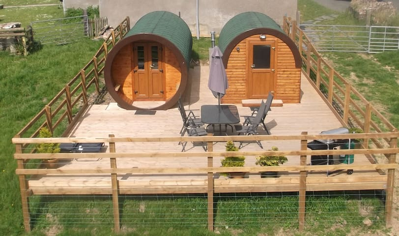Rivendell Glamping Pods, Cornwall - North Tamerton, Holsworthy
