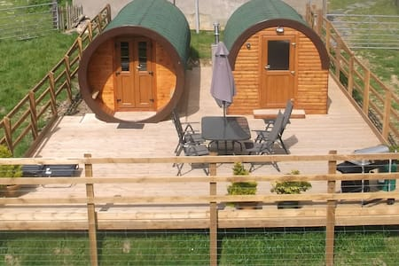 Rivendell Glamping Pods, Cornwall - North Tamerton, Holsworthy - Outro