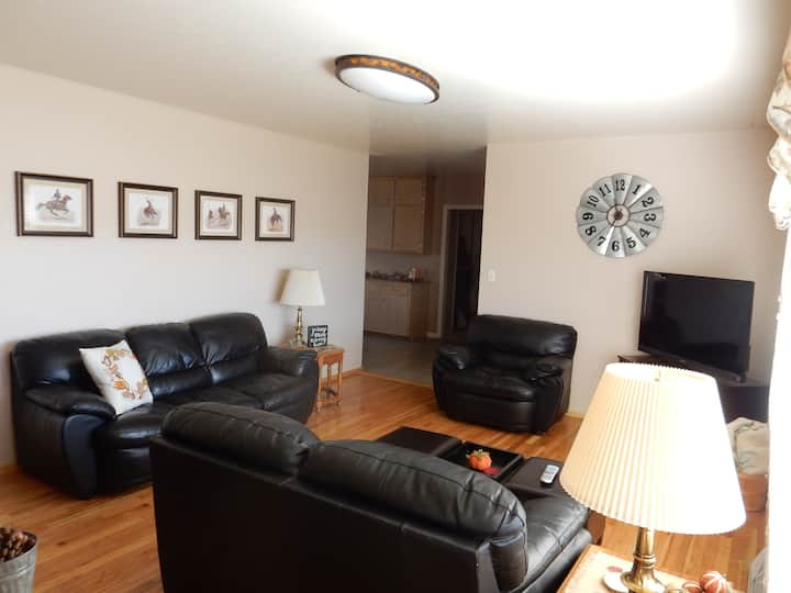 Large home, great for large families, small groups