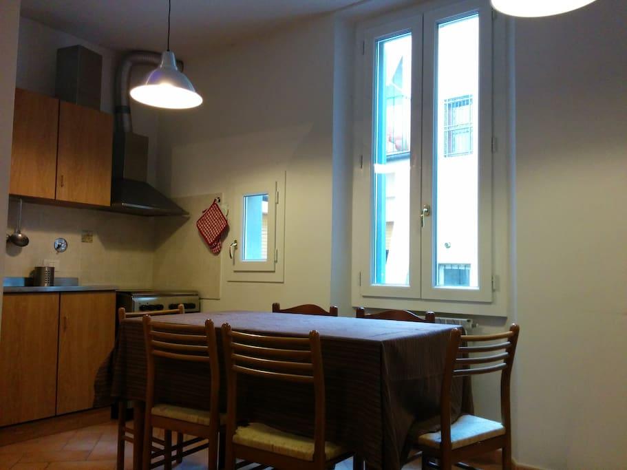 Ancora la cucina / kitchen