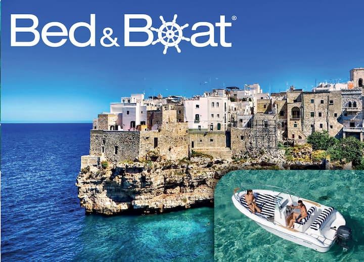 Bed&Boat.it:Maisonette Mafalda(barca su richiesta)