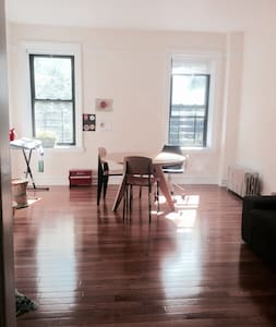 Spacious and quiet two bedroom