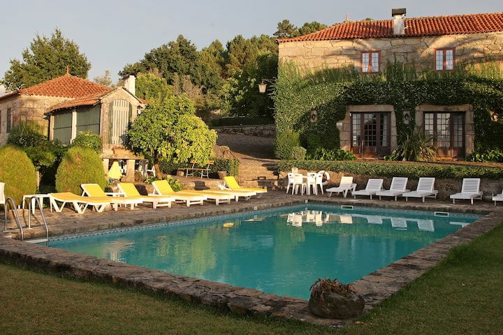Farm House with swimming pool - Quinta Sto António