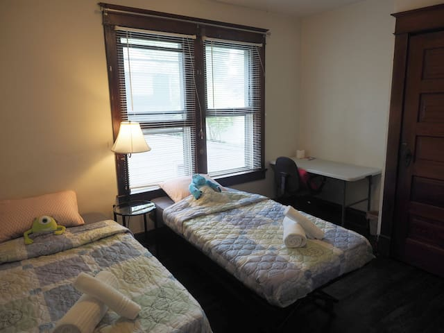 Private room, 5 min walk to Purdue #2