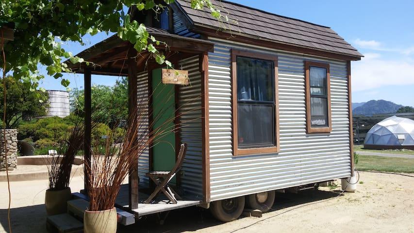 Tumbleweed Tiny House - Hopland
