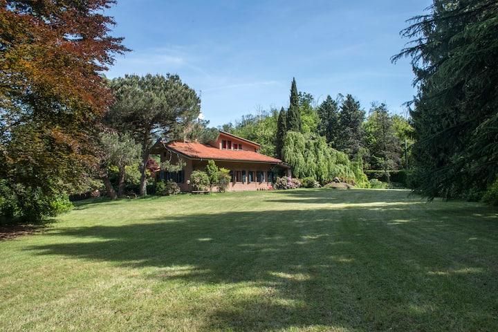 Villa Menta Park: Camera Azzurra