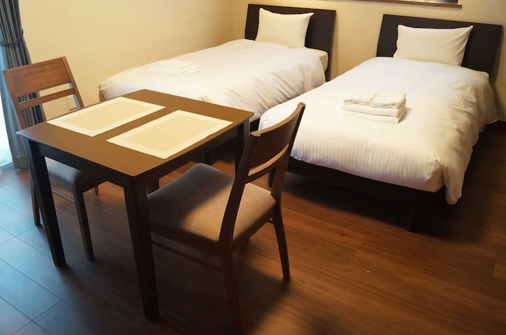 The Gratias Resort Okinawa♫ TWIN ROOM/ 205