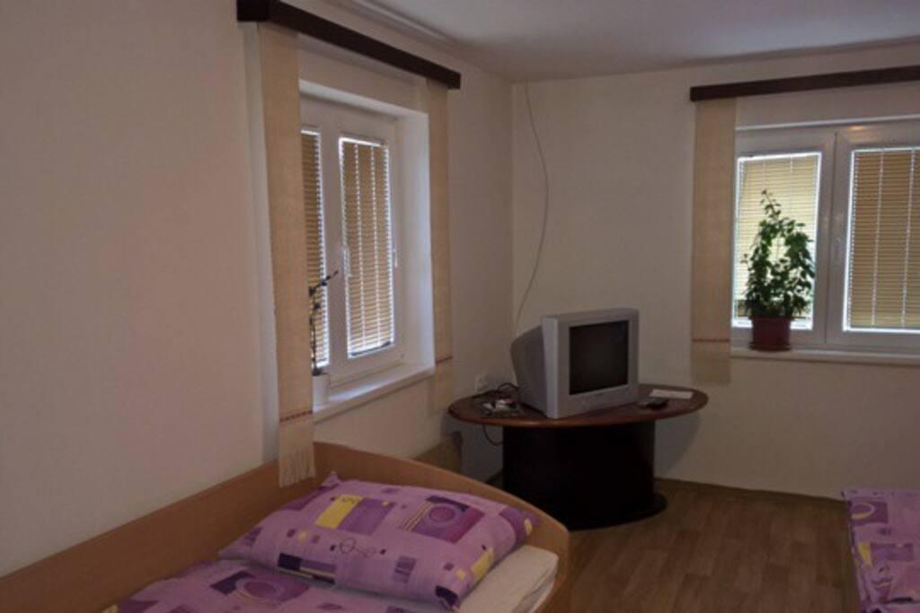 Room 2 (3 beds)