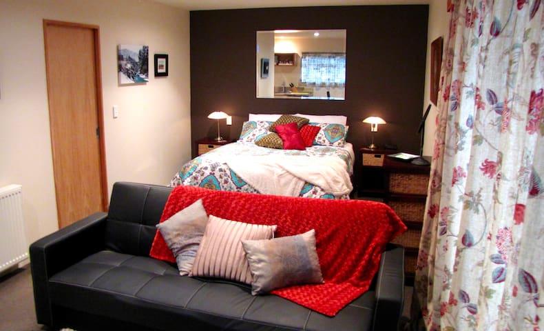 Great studio for couples Arthurs Pt - Arthurs Point - Pis
