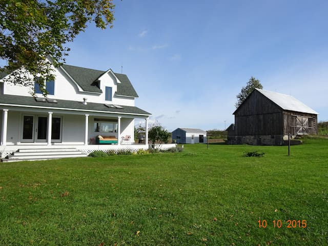 Old Mission Peninsula Farm Stay