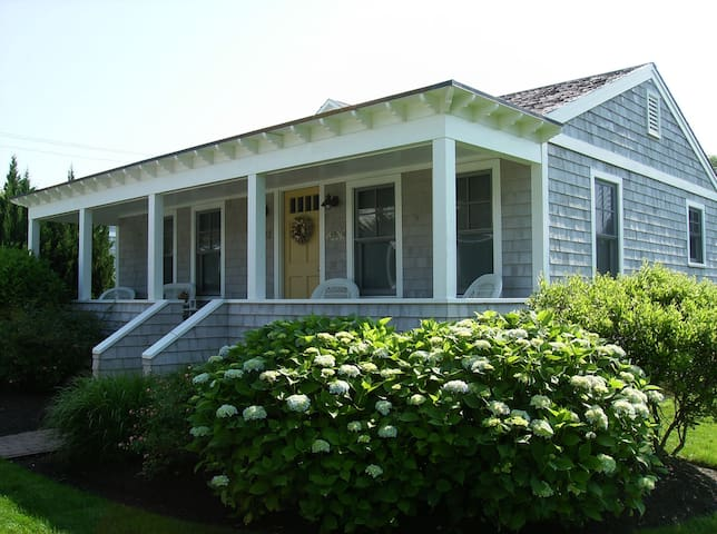 Cute Cottage on Aquidneck Island - Middletown - Huis