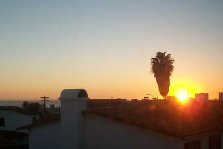 Hermosa vista, comodidad y tranquilidad... - Ensenada - Bed & Breakfast