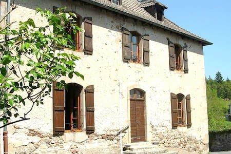 Dans l'ancienne école de fille - Saint-Antoine