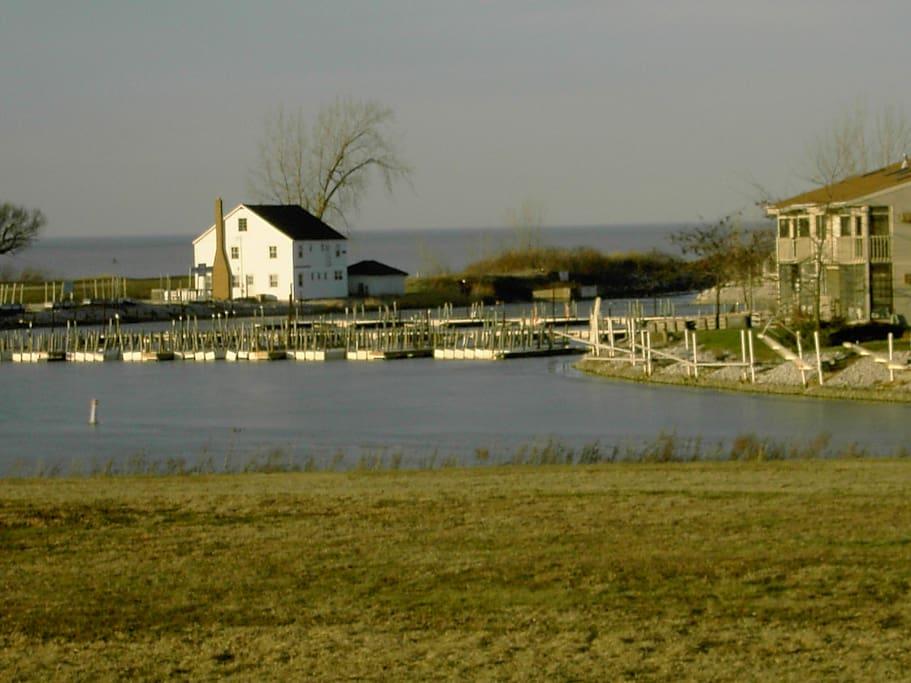 Lagoons & Lake Erie