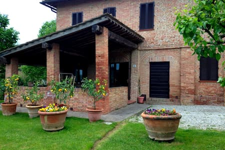 Lovely Tuscan Country House - Siena - Siena - Haus