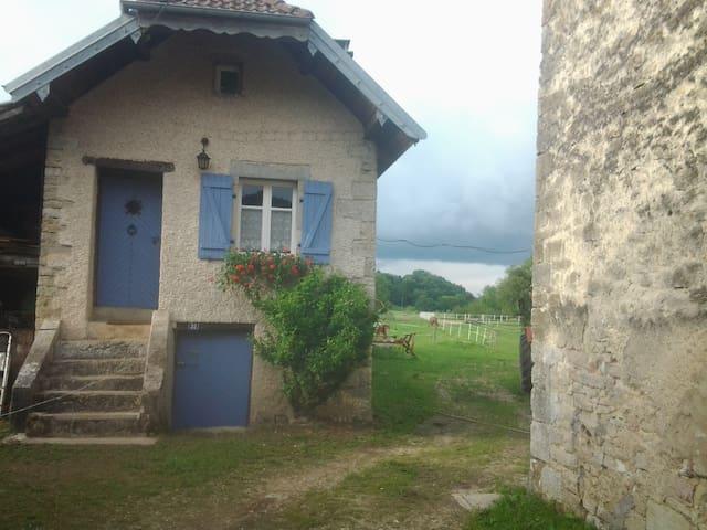 la cisonotte - Blussangeaux - บ้าน