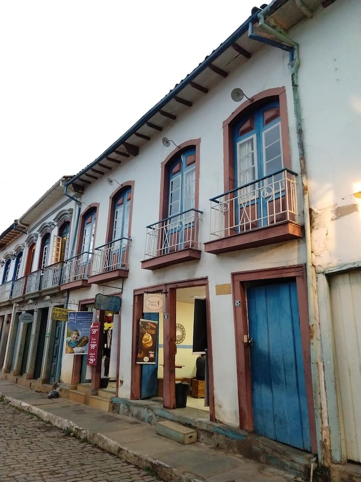 CasaViva Mariana - Casarão histórico