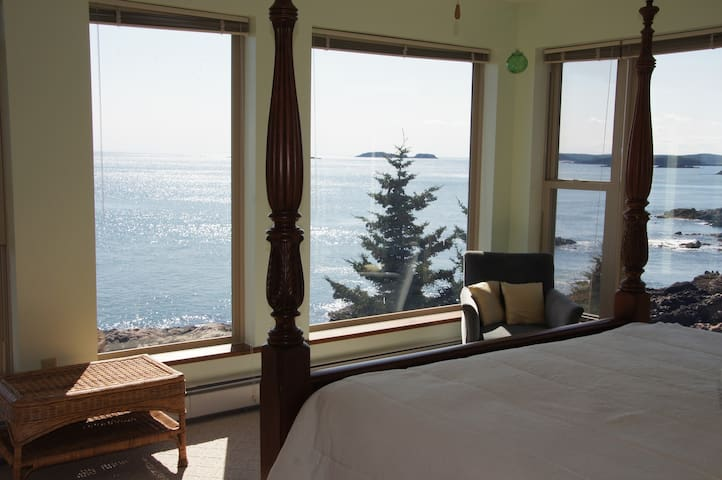 Oceanfront Luxury - sleeps 14+ - Cutler - Σπίτι