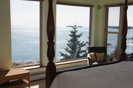 Oceanfront Luxury - sleeps 14+ - Cutler - Talo