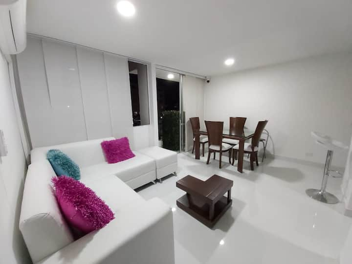 Furnished Apartment for an unforgettable stay