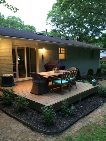 Cozy room minutes from Decatur - Scottdale - Σπίτι