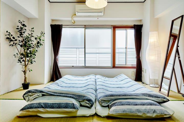 ShinagawaArea.w 3mins→house2 - Shinagawa-ku - อพาร์ทเมนท์