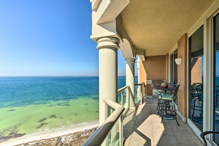 NEW! Pensacola Beach Resort Condo w/ Beach Access!