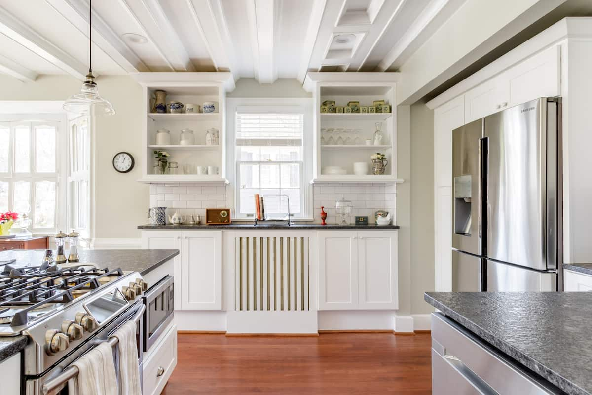 Hundred-Year-Old Remodeled Crystal City Home