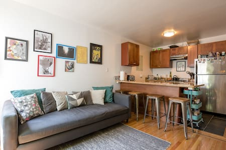 1 Bedroom Apt in Lower Haight - San Francisco - Apartment