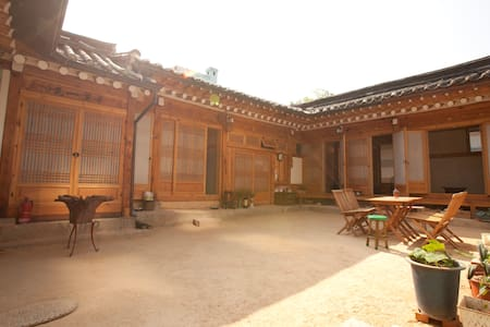 a typical Korean-traditional house - 서울 종로구 경운동 23번지