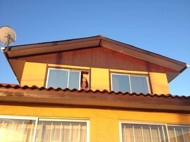 shared house in viña del mar