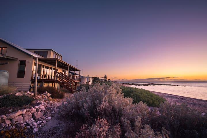 Wilde Retreat Beach House - Hardwicke Bay - Maison