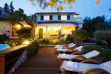 Charming & luxury family Villa **** for 8 Guests - Općina Kastav