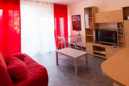 studio meublé,climatisé,proche de la gare . - Nîmes - Wohnung