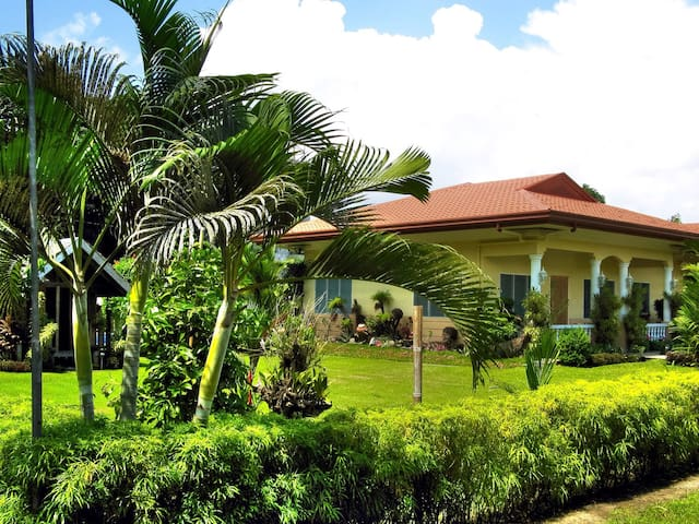 Spacious Tropical Bungalow - Free Pickup - Dumaguete - Bungalow