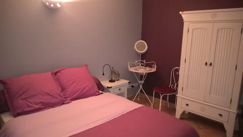 Appartement indépendant dans villa - Sérignan-du-Comtat - Wohnung